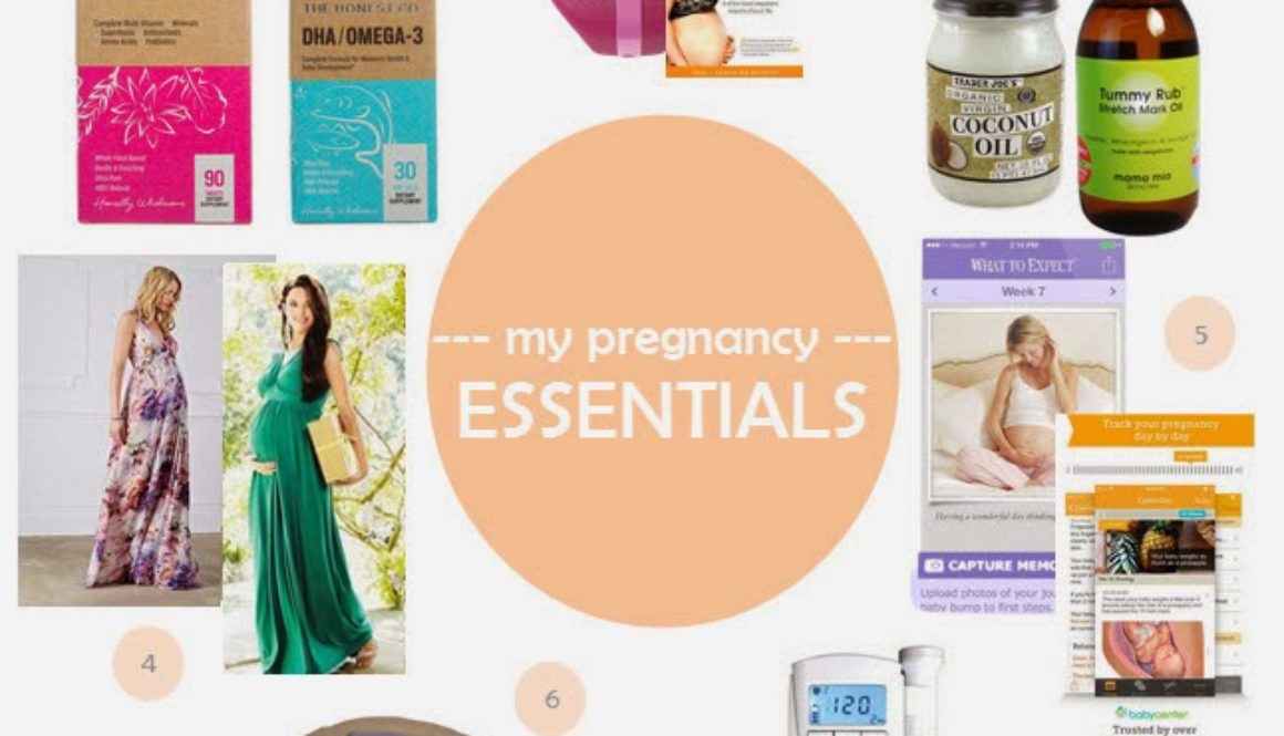 My Pregnancy Essentials