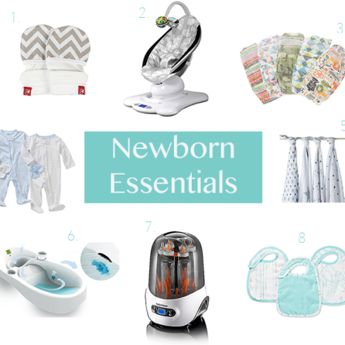 New Baby Essentials