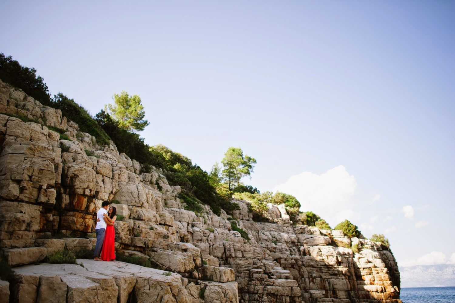 Anniversary / Babymoon Photo Session {Croatia}