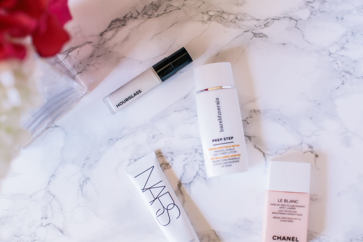 Favorite SPF Primers