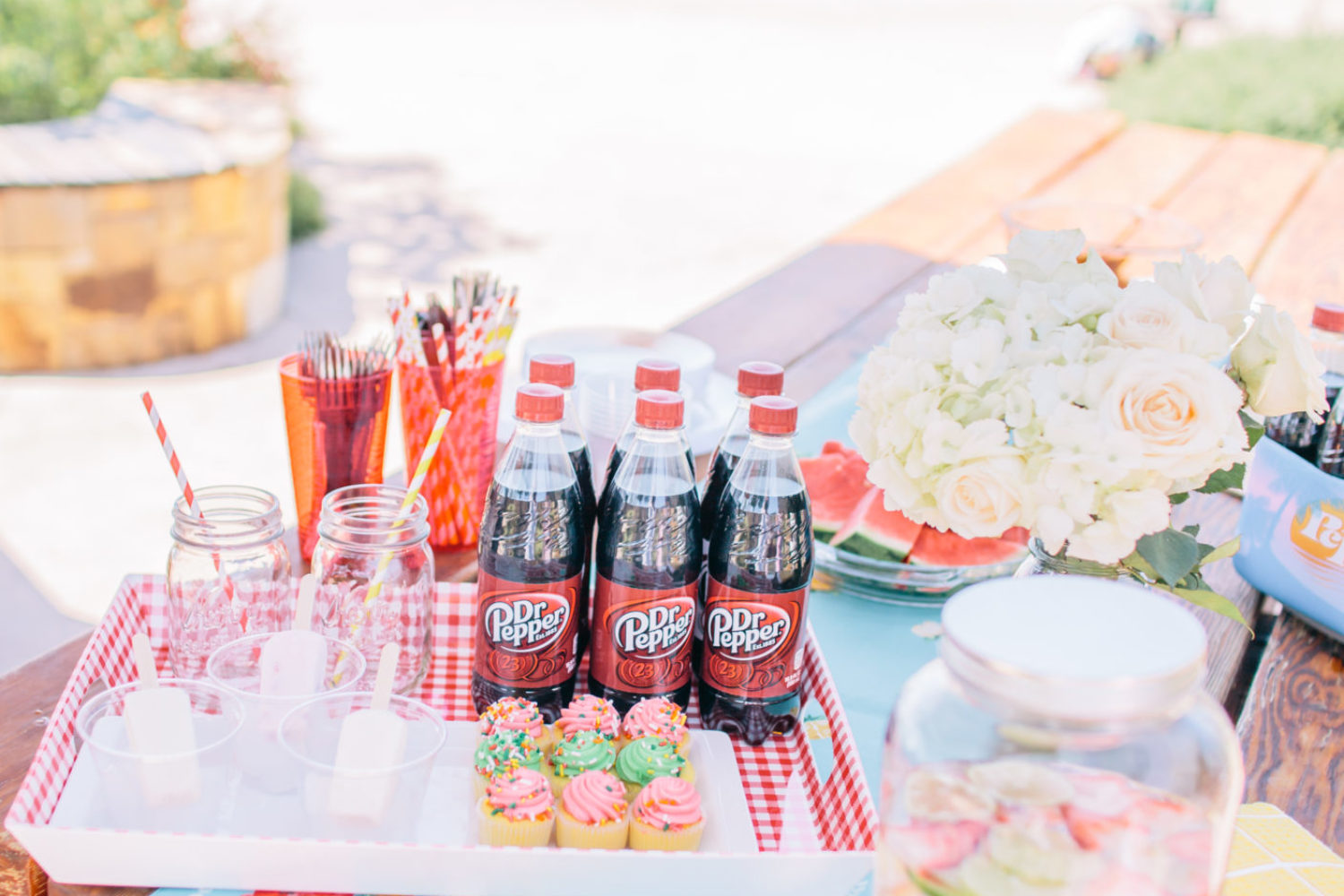5 Steps to a Fab Last Minute Pool Party