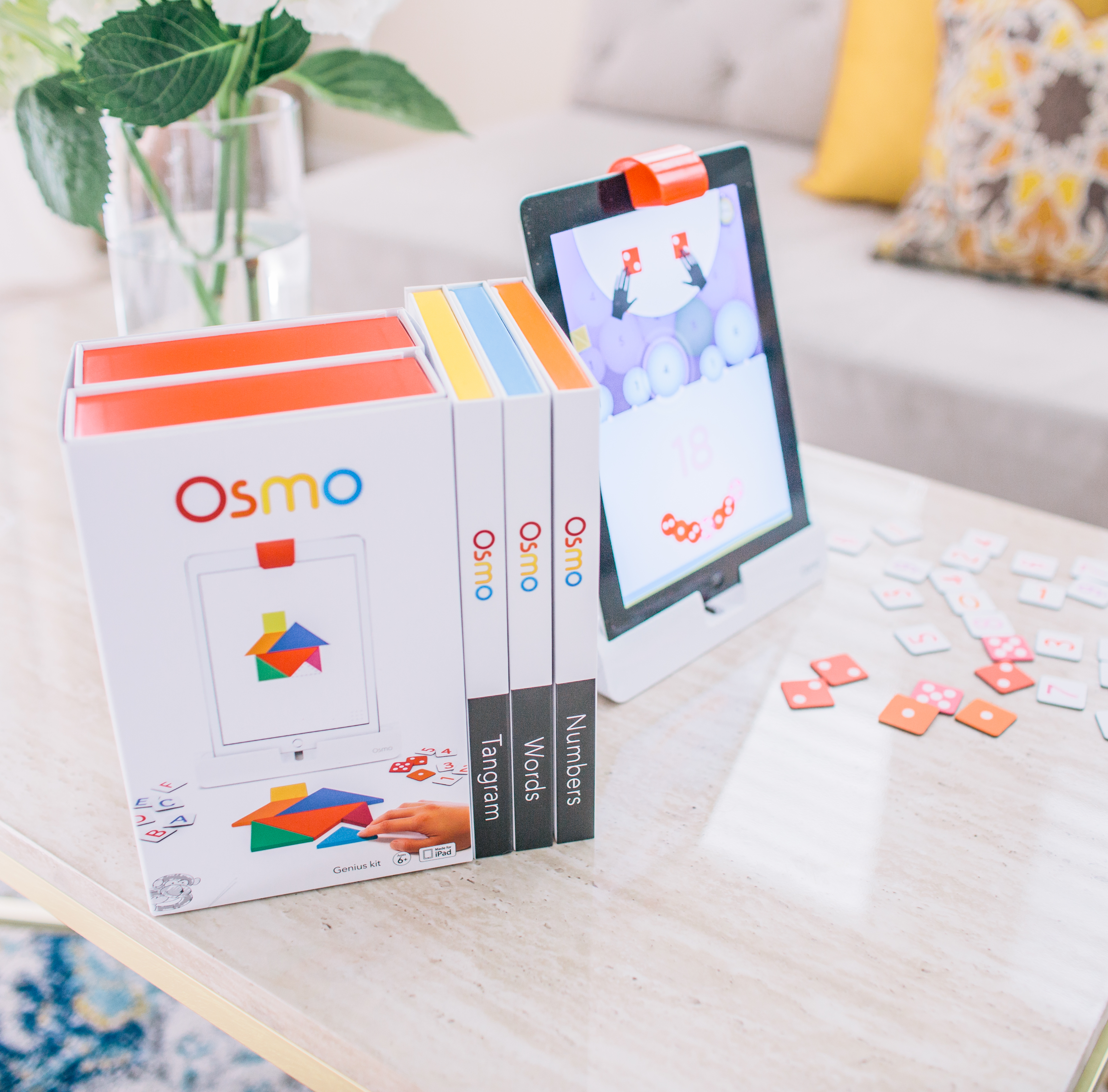 Playdate with OSMO