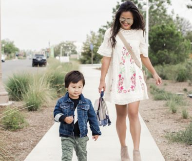 Easy Back-To-School Looks for Moms