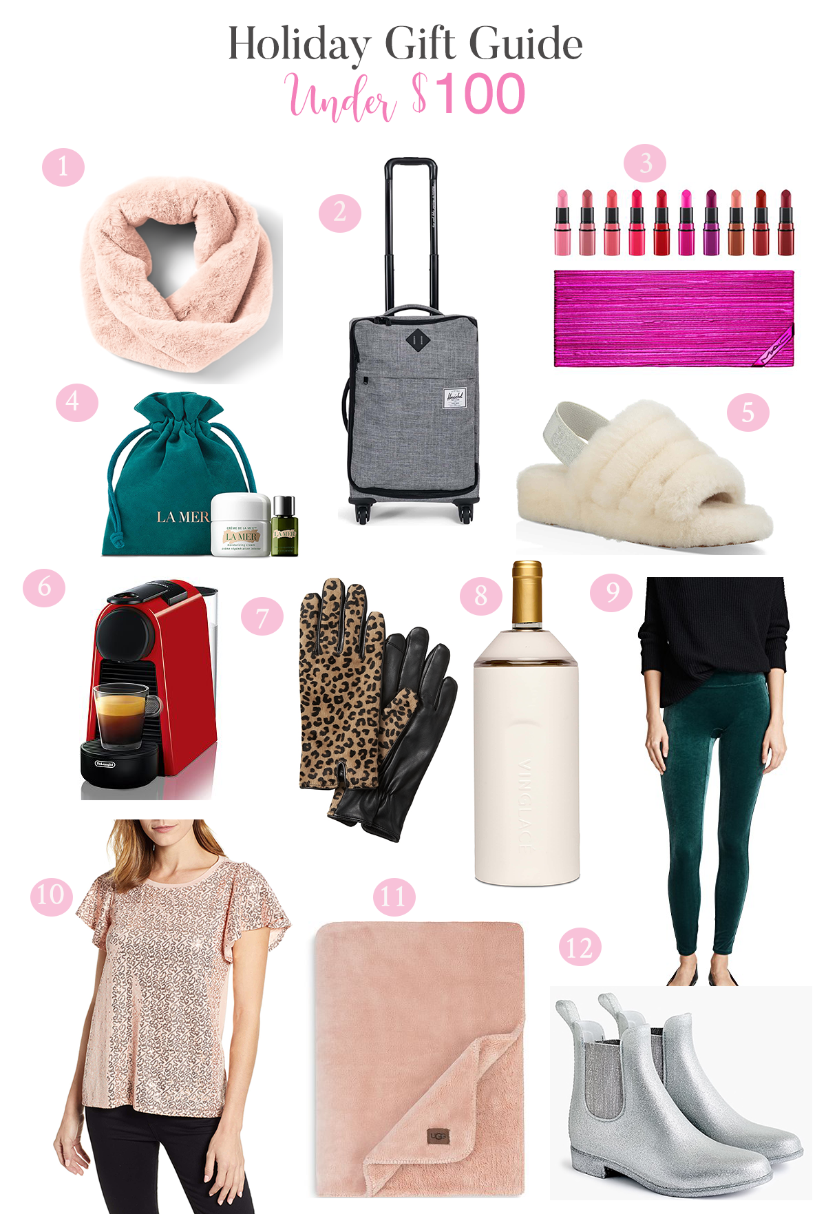 Look - Inspiration: Fashion Kate Spade Holiday Gift Guide video